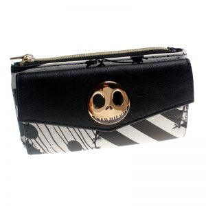 - Nightmare Before Christmas Top Zip Juniors Wallet Women Purse Dft 5526