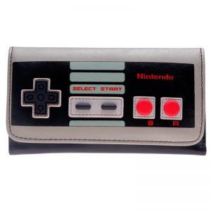 Merchandise Purse Nintendo Nes Classic Controller Wallet