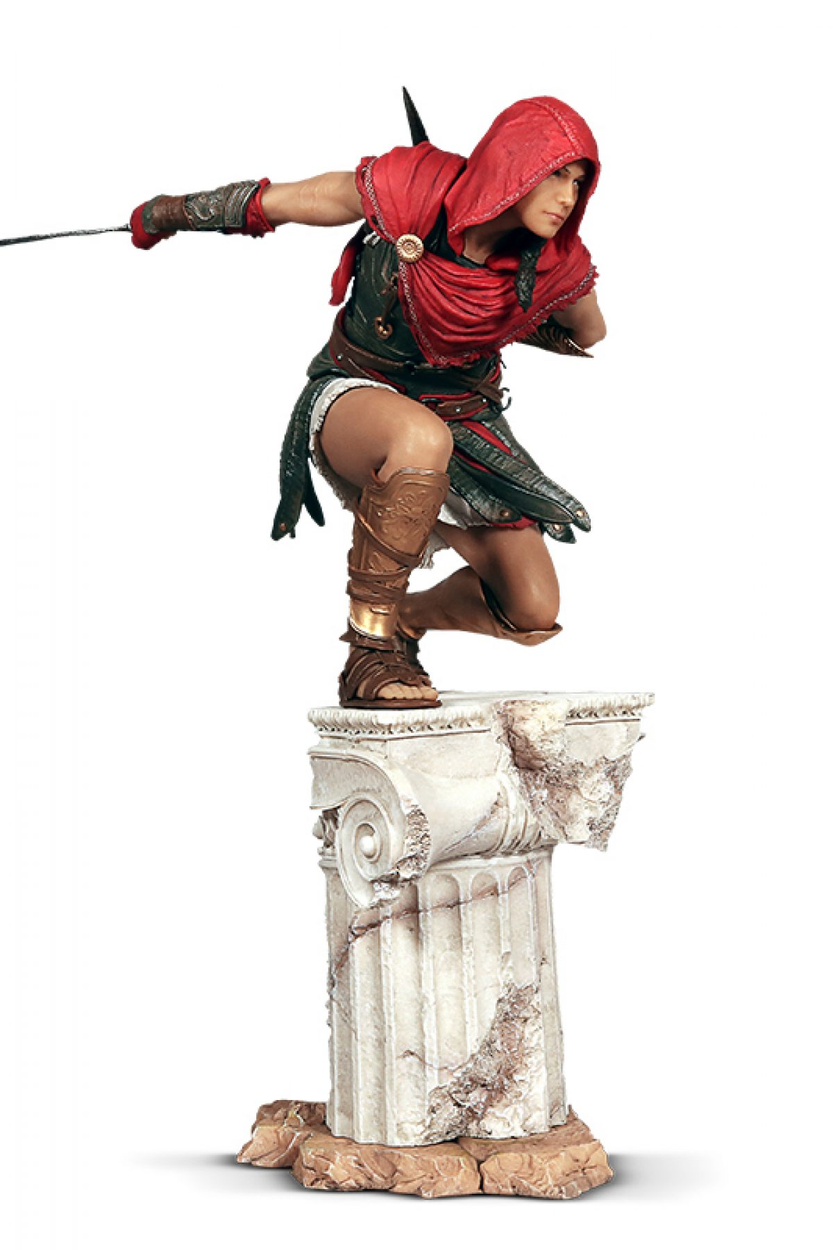 Kassandra Statue Assassin S Creed Odyssey Authentic Figurine