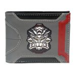 - Overwatch Debossed Bi Fold Wallet Dft 3132