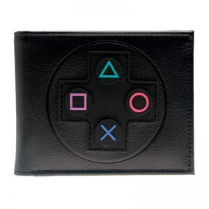 Playstation NES Classic Controller Bifold Wallet Women Purse DFT 1919