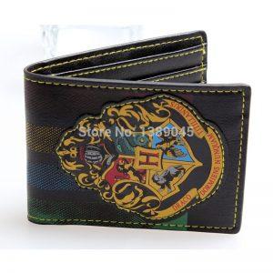 Merchandise Wallet Harry Potter Hogwarts Emblem