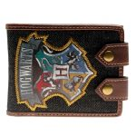 Collectibles Wallet Harry Potter Hogwarts Badge Embroidered