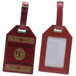 - Red Luggage Tag Dft 1491