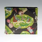Rick-And-Morty-Bifold-Wallet-Coins-Purse-Dft-2738