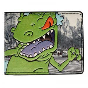 Merchandise Wallet Rugrats Reptar Reptile Dinosaur