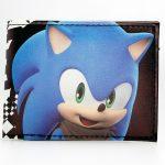Collectibles Wallet Sonic Hedgehog Sega Inspired