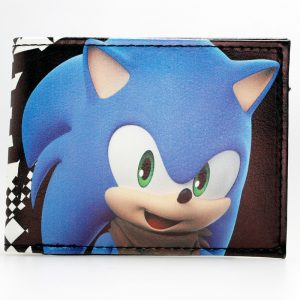 - Sonic The Hedgehog Bi Fold Wallet Dft 1959
