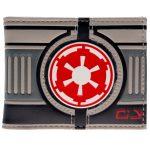 - Star Wars Bi Fold Wallet Women Purse Dft 3006