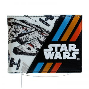 Merchandise Wallet Star Wars Millennium Falcon Starfight