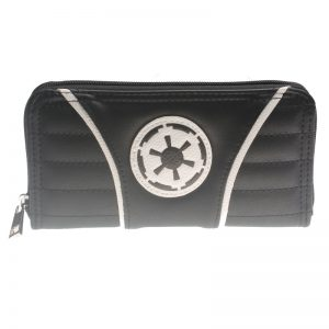 - Star Wars Zip Around Wallet Women Purse Dft 5009