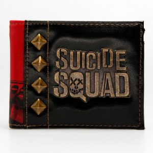 Collectibles Wallet Suicide Squad Dcu Movie Title