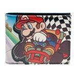 - Super Mario Kart Bifold Wallet Dft 2184