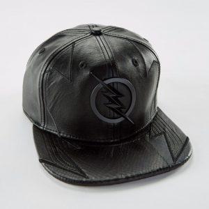 Merchandise Snapback Flash Zoom Black Speedster Dc