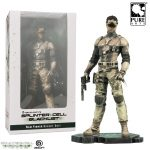 Merchandise Tom Clancy'S Splinter Cell Sam Fisher Statue Desert Suit