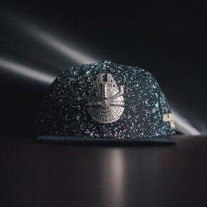 Collectibles Snapback Star Wars Millennium Falcon