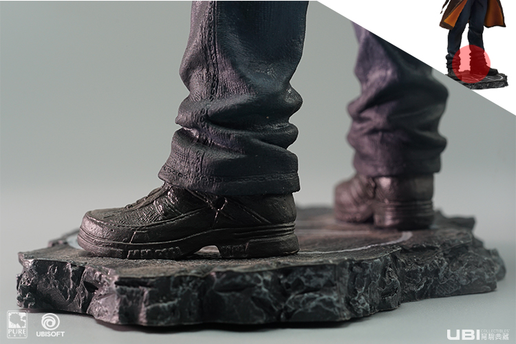 Merch Watch Dogs Aiden Pearce Statue Collectible Figurine