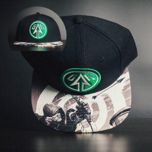 Collectibles Snapback Green Arrow Dc