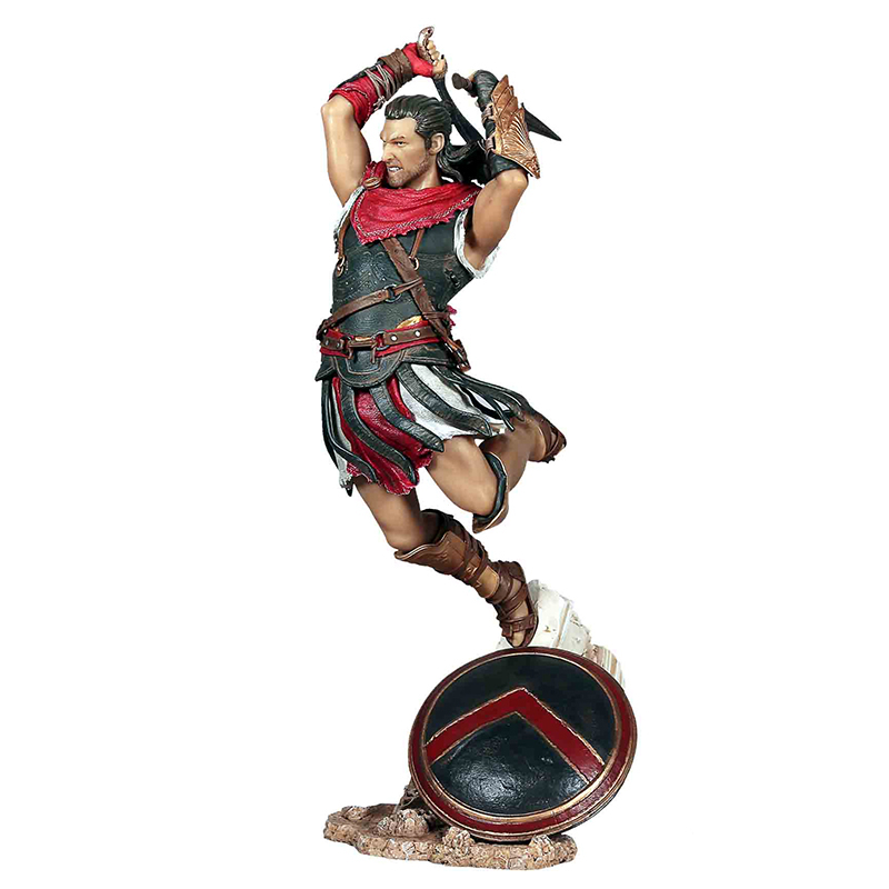Collectibles Assassin'S Creed Odissey Alexios Statue Figurine