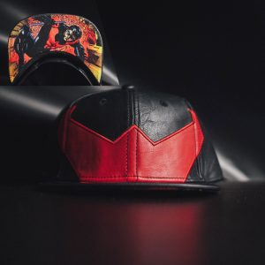 Merch Snapback Robin Nightwing Dc Batman Red