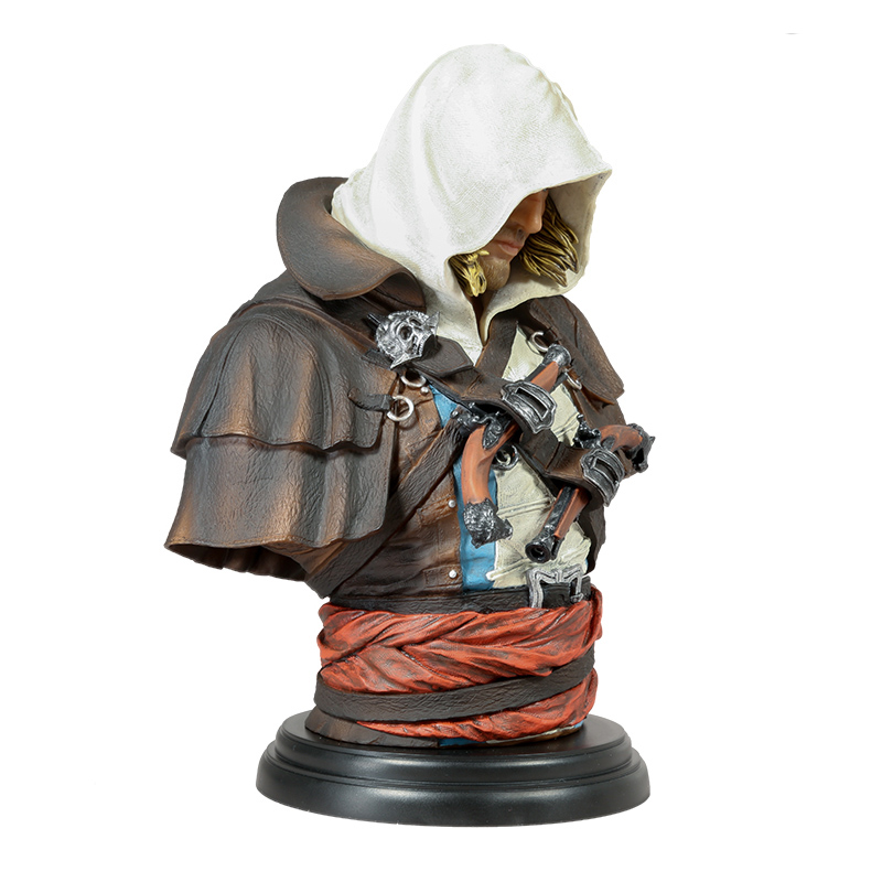 Collectibles Assassin'S Creed Black Flag Edward Bust Scale