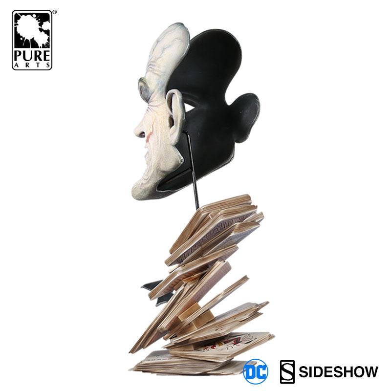 Merch Life-Size Bust The Joker Face Of Insanity Sculpture