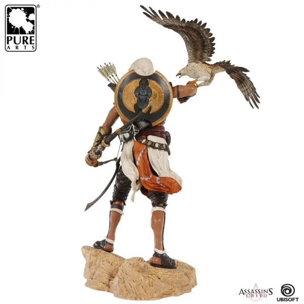 Assassin S Creed Origins Bayek Statue 22 4 Cm Idolstore