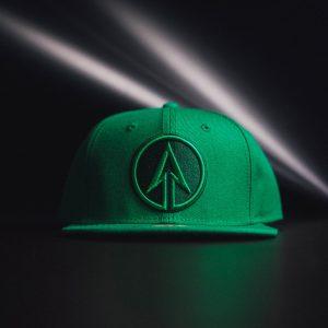 Collectibles Snapback Green Arrow Logo Dc