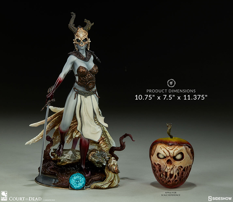 Collectibles Court Of The Dead Collectible Set Xiall Gethsemoni Kier