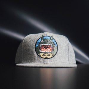 Merchandise Snapback Totoro Ghibli Мiyazaki