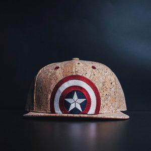 Merchandise Snapback Captain America Star