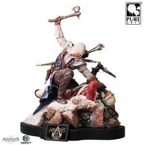 Merchandise Assassin'S Creed 3 Statue Connor Premium Genuine Figure