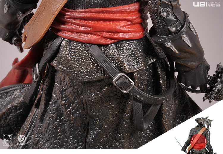 Collectibles Assassin'S Creed 4 Blackbeard Statue Figurine Black Flag
