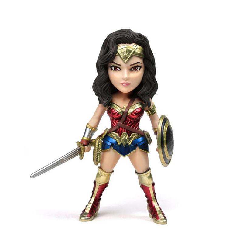 Collectibles Wonder Woman Figurine Kids Logic Edition