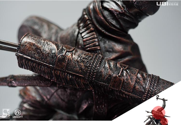 Merch Assassin'S Creed 3 Connor Premium Statue Bronze Color