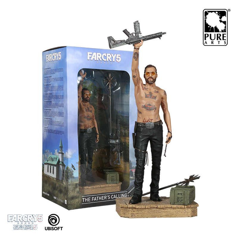 Merchandise Far Cry 5 Statue The Father'S Calling Collectible