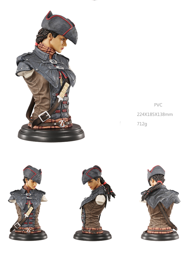 Merchandise Assassin'S Creed Legacy Collection Aveline Bust Scale