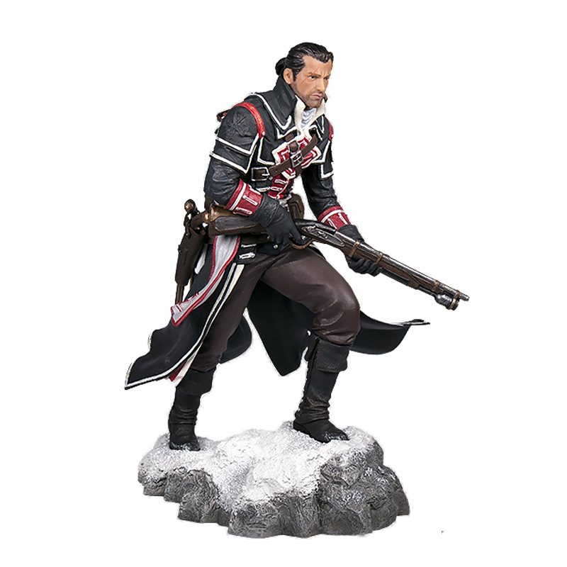 Merch Assassin'S Creed Rogue Shay The Renegade Statue Pvc