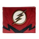 - The Flash Wallet Heroes Vs Villains Bi Fold Purse Dft 3036