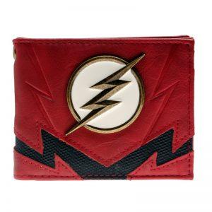 - The Flash Wallet Heroes Vs Villains Bi Fold Purse Dft 3036