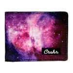 The universe wallet Young men and women fashion short wallet DFT 1475