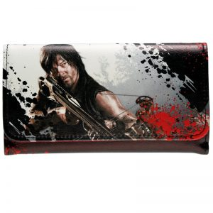 - Walking Dead Wallet Women Purse Dft 1288