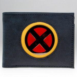 Collectibles Wallet X-Men Logo Emblem Red Yellow