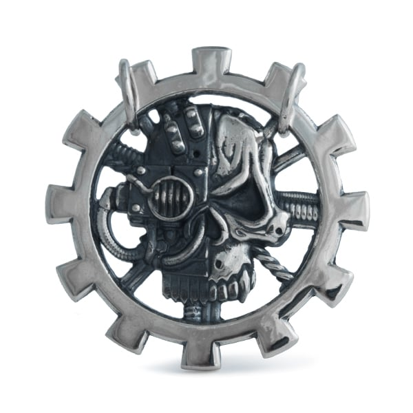Merchandise Adeptus Mechanicus Silver Warhammer