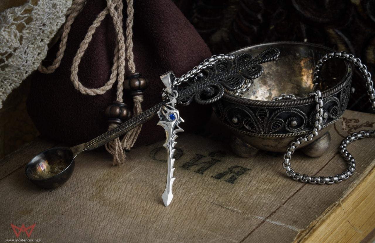 Collectibles Divine Rapier Dota 2 Silver 925
