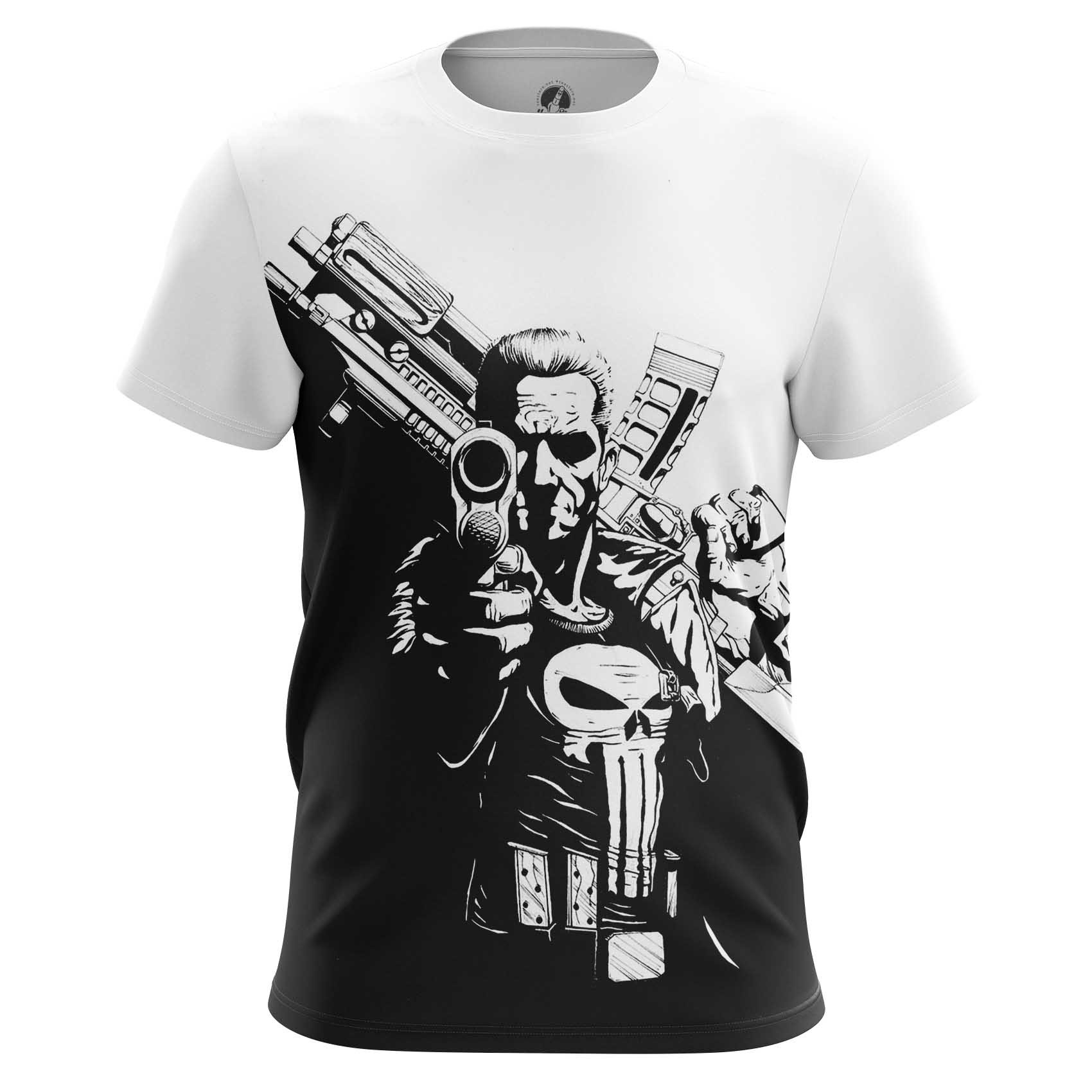 Merchandise Long Sleeve Punisher Comic Books Version Inspired Clothing 3
