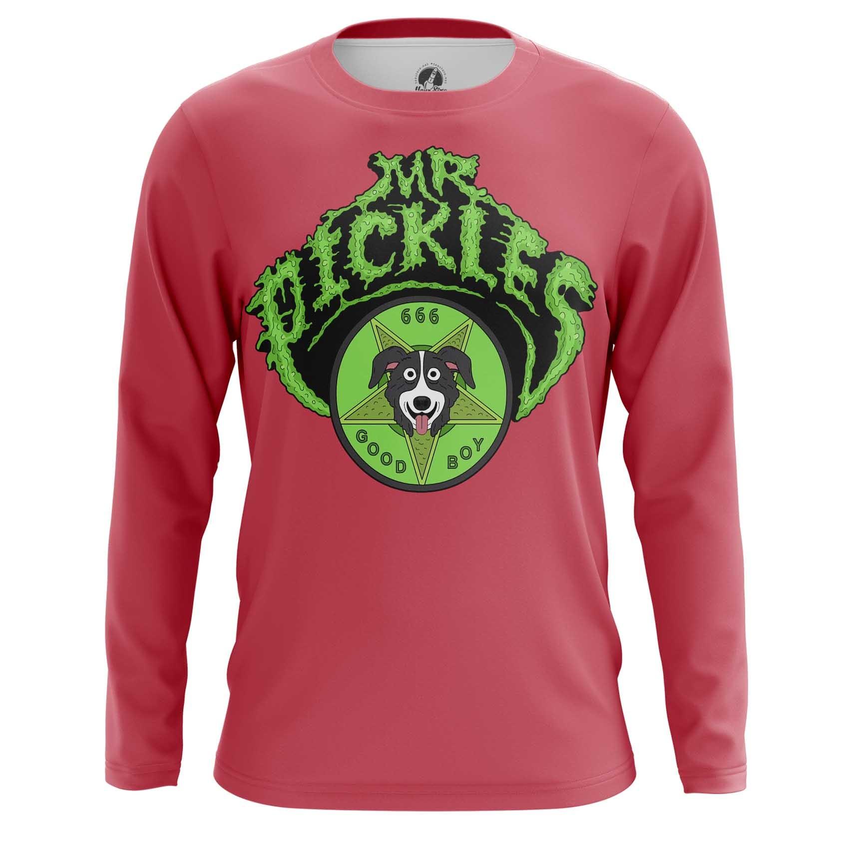 Merch T-Shirt Mr. Pickles Good Boy Animated Series
