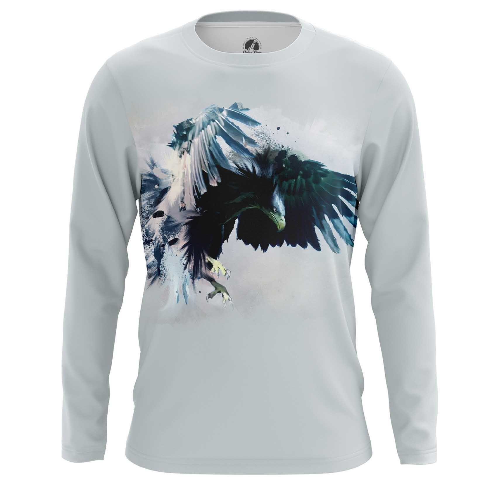 Collectibles Long Sleeve Eagle Symbol Bird