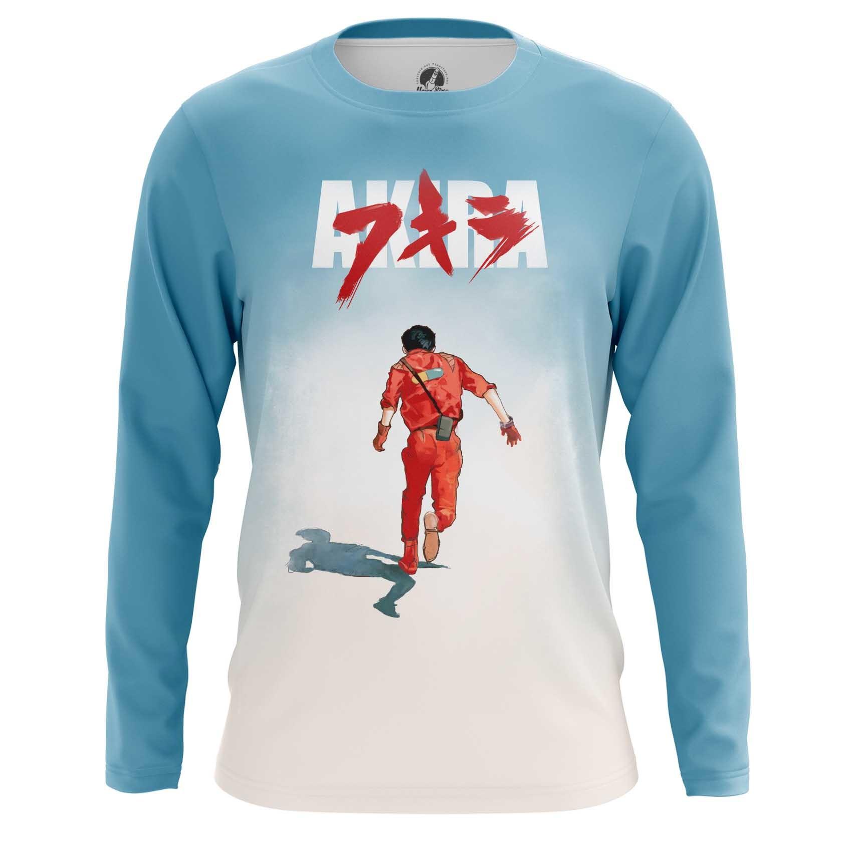 Merchandise Long Sleeve Akira 1988 Thriller Shirt