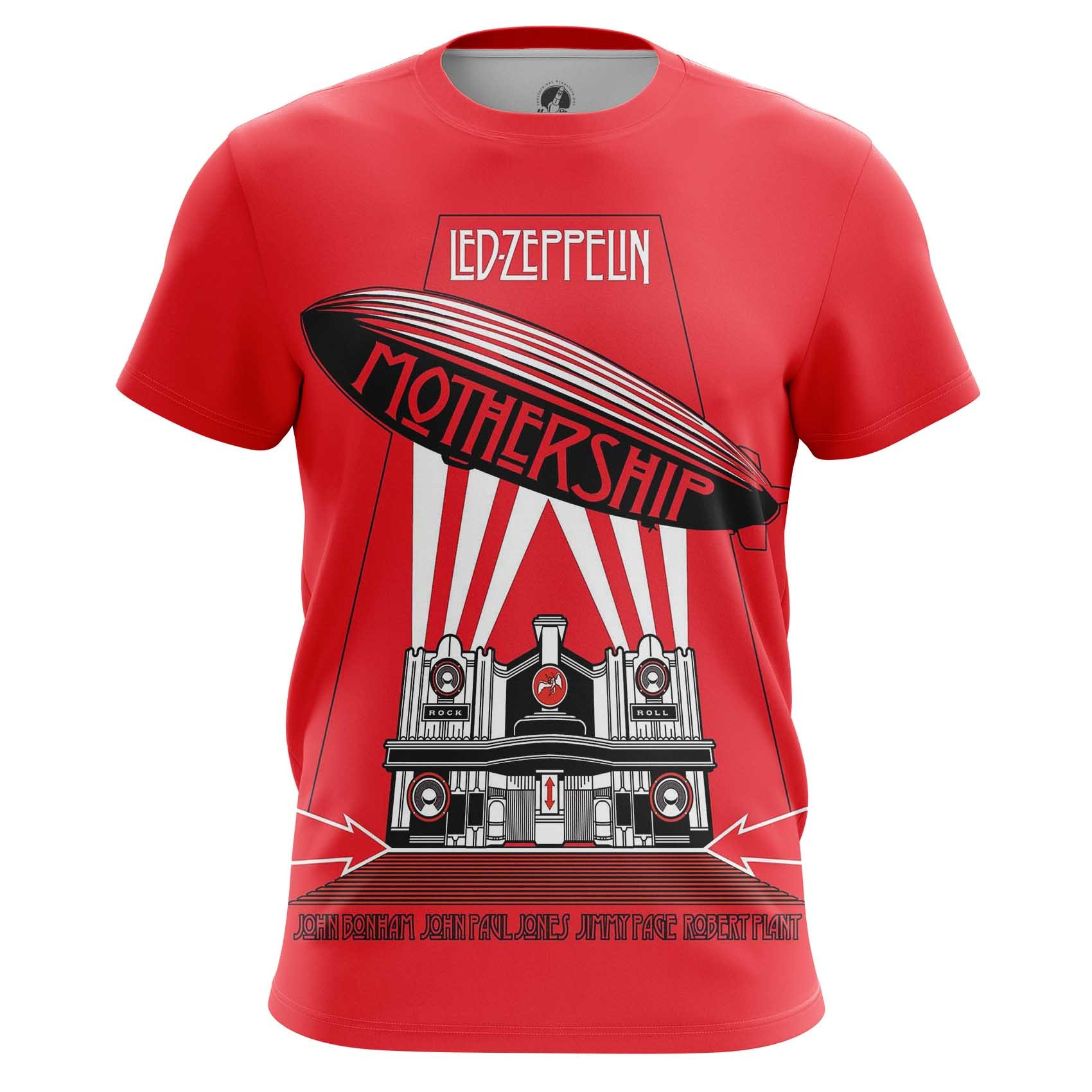 Merchandise Long Sleeve Led Zeppelin